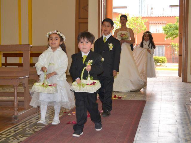 El matrimonio de Gustavo y Lilia en La Serena, Elqui 1