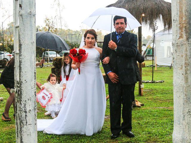 El matrimonio de michael y Jocelyn en Rancagua, Cachapoal 3