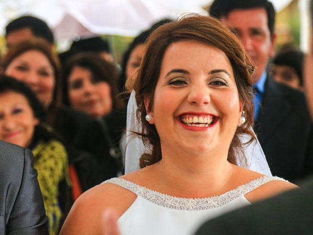 El matrimonio de michael y Jocelyn en Rancagua, Cachapoal 5