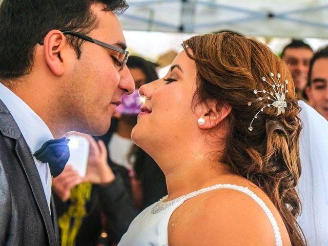El matrimonio de michael y Jocelyn en Rancagua, Cachapoal 8