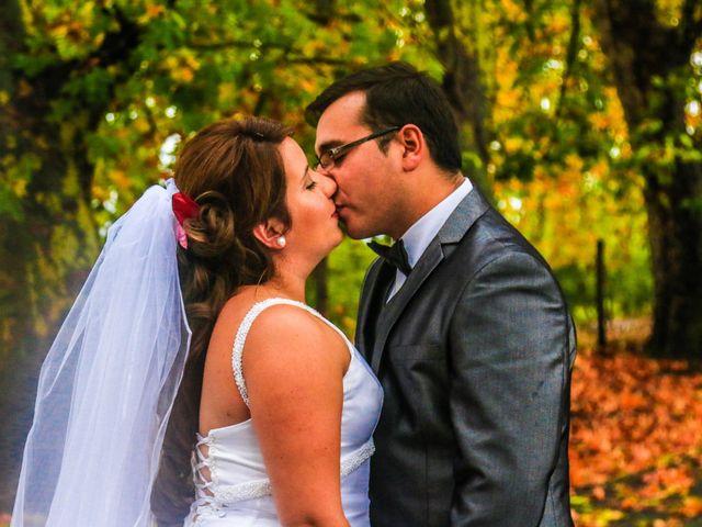El matrimonio de michael y Jocelyn en Rancagua, Cachapoal 9