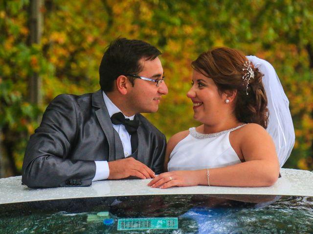 El matrimonio de michael y Jocelyn en Rancagua, Cachapoal 12