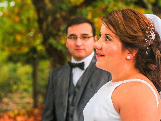 El matrimonio de michael y Jocelyn en Rancagua, Cachapoal 14