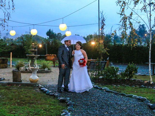 El matrimonio de michael y Jocelyn en Rancagua, Cachapoal 18