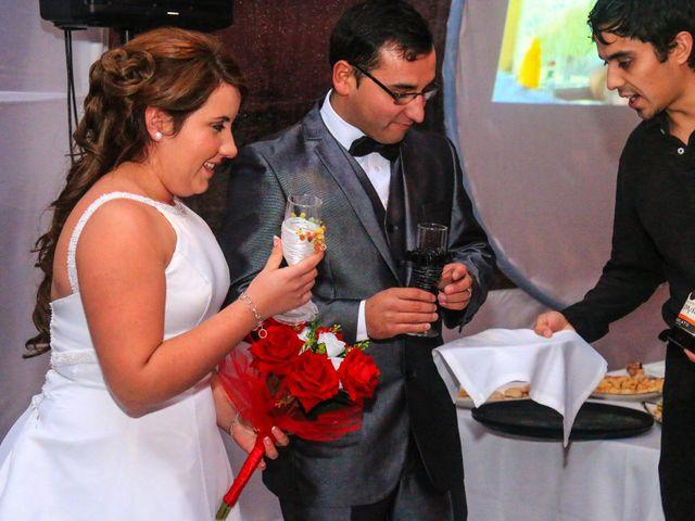 El matrimonio de michael y Jocelyn en Rancagua, Cachapoal 19