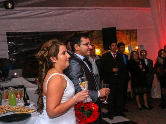 El matrimonio de michael y Jocelyn en Rancagua, Cachapoal 23