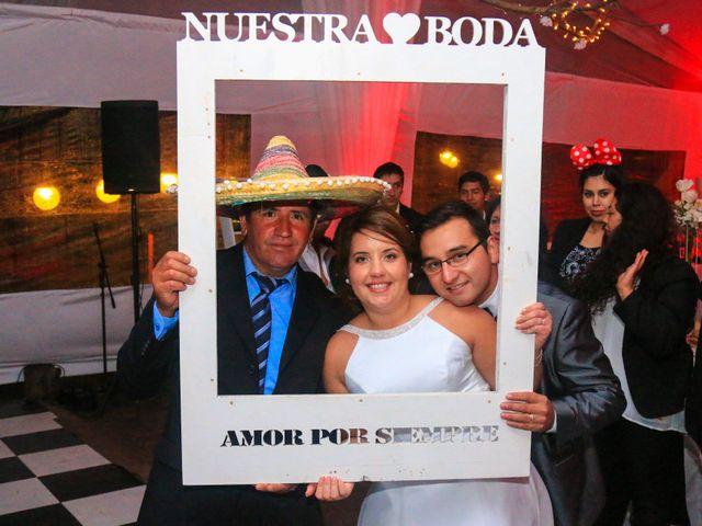 El matrimonio de michael y Jocelyn en Rancagua, Cachapoal 26