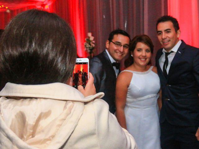 El matrimonio de michael y Jocelyn en Rancagua, Cachapoal 29