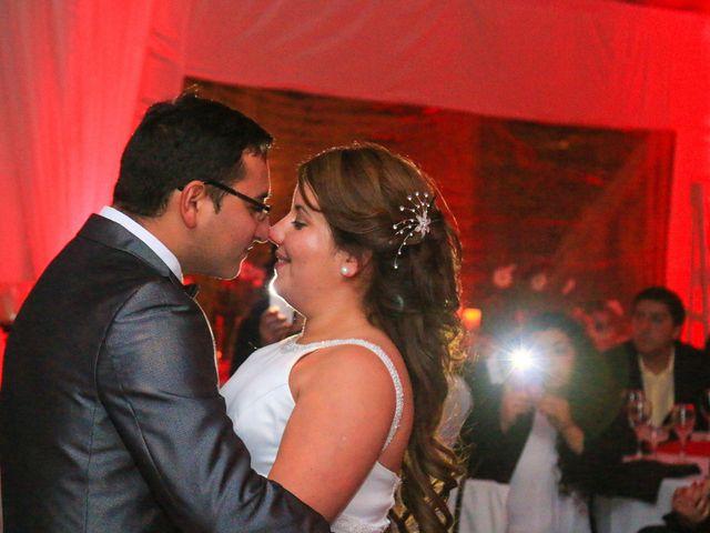 El matrimonio de michael y Jocelyn en Rancagua, Cachapoal 2