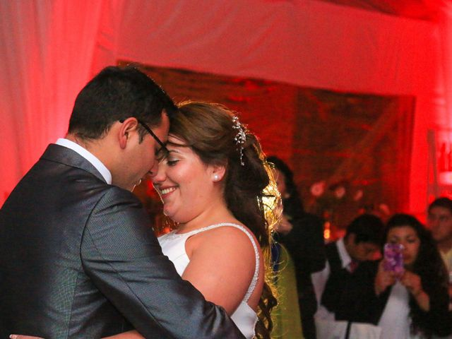 El matrimonio de michael y Jocelyn en Rancagua, Cachapoal 33