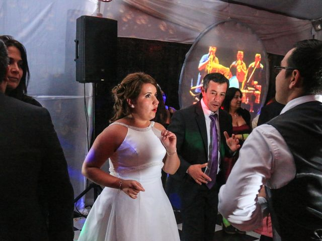El matrimonio de michael y Jocelyn en Rancagua, Cachapoal 35