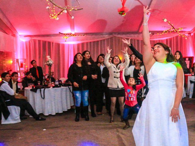 El matrimonio de michael y Jocelyn en Rancagua, Cachapoal 37