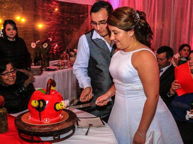 El matrimonio de michael y Jocelyn en Rancagua, Cachapoal 40