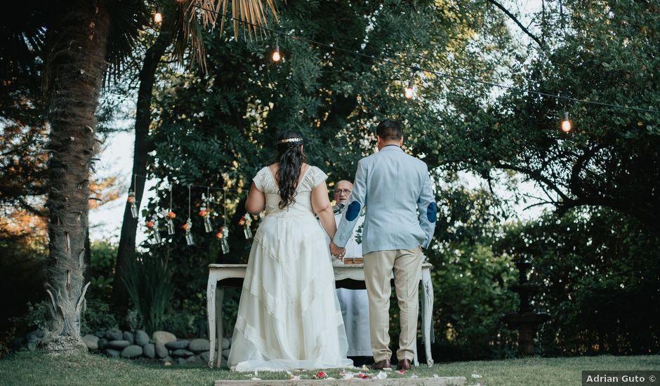 El matrimonio de Mauro y Liss en Santiago, Santiago