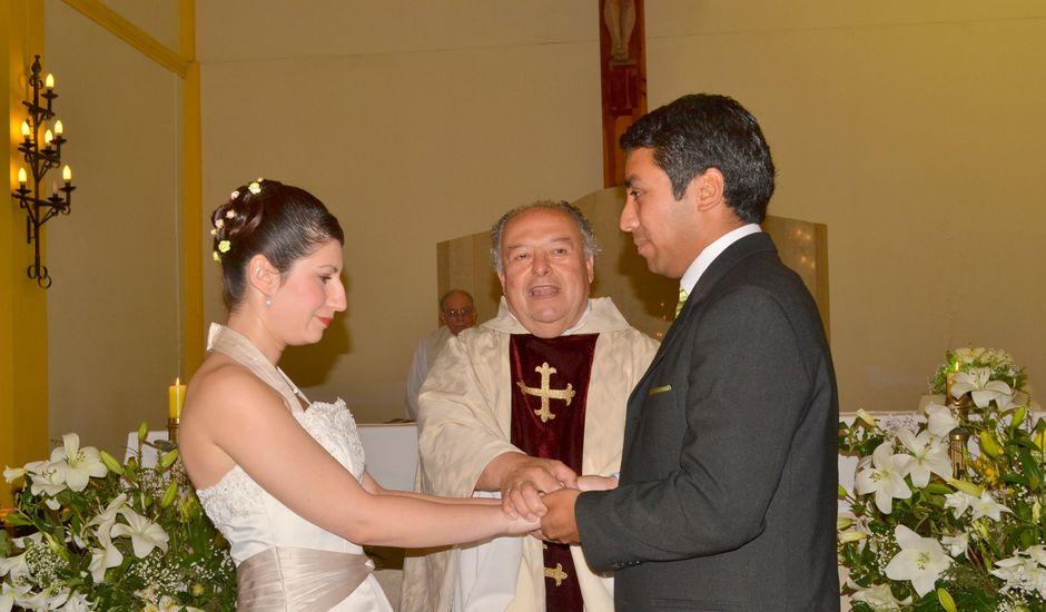 El matrimonio de Gustavo y Lilia en La Serena, Elqui