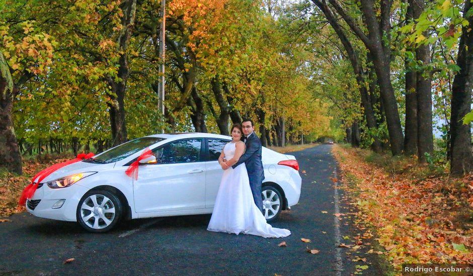 El matrimonio de michael y Jocelyn en Rancagua, Cachapoal