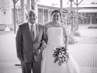 El matrimonio de María Fernanda y Carlos  1