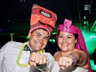 El matrimonio de María Fernanda y Carlos  3