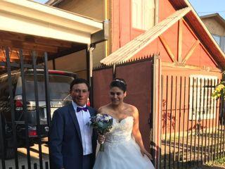 El matrimonio de Antonella y Camilo 1
