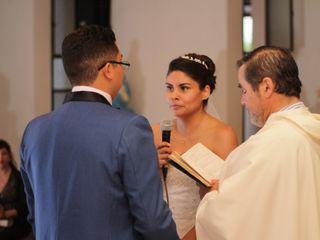 El matrimonio de Antonella y Camilo 3