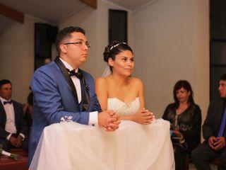 El matrimonio de Antonella y Camilo