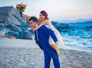 El matrimonio de Isi y Mauro 1