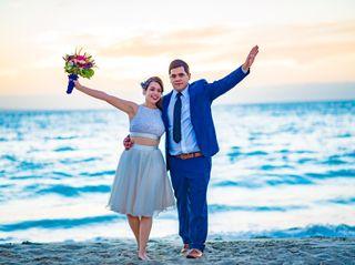 El matrimonio de Isi y Mauro