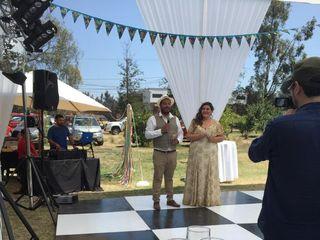 El matrimonio de Dominique  y Daniel  1