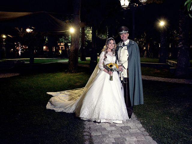 El matrimonio de Tatiana y Marcelo