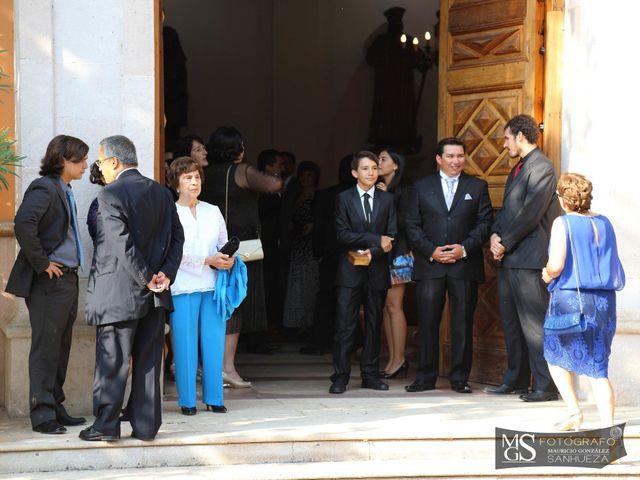 El matrimonio de Gonzalo y Sybil en Rancagua, Cachapoal 14