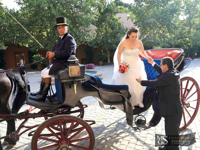 El matrimonio de Gonzalo y Sybil en Rancagua, Cachapoal 16