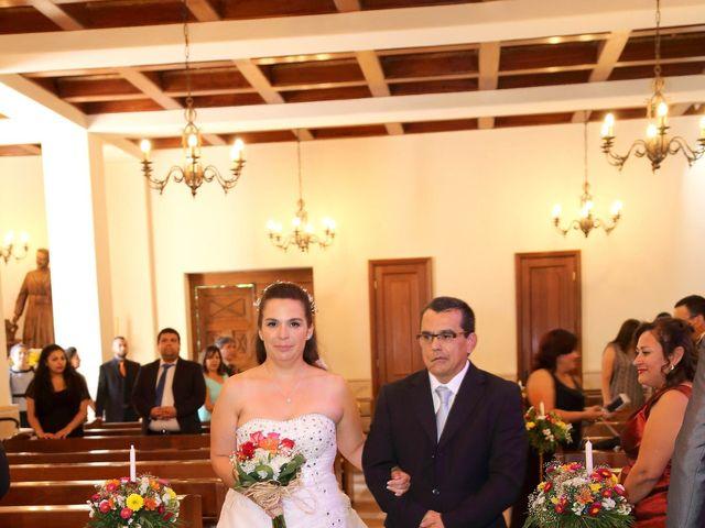El matrimonio de Gonzalo y Sybil en Rancagua, Cachapoal 18