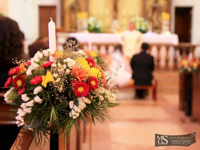 El matrimonio de Gonzalo y Sybil en Rancagua, Cachapoal 22