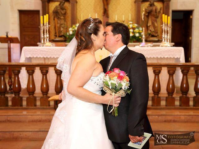 El matrimonio de Gonzalo y Sybil en Rancagua, Cachapoal 27
