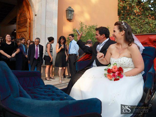 El matrimonio de Gonzalo y Sybil en Rancagua, Cachapoal 32