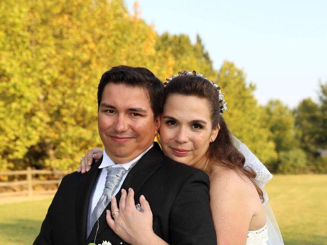 El matrimonio de Sybil y Gonzalo