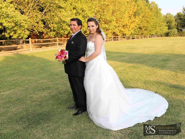 El matrimonio de Gonzalo y Sybil en Rancagua, Cachapoal 36