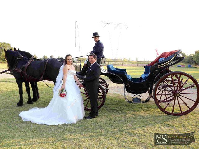 El matrimonio de Gonzalo y Sybil en Rancagua, Cachapoal 39