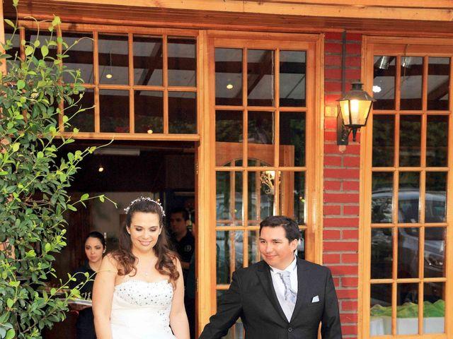 El matrimonio de Gonzalo y Sybil en Rancagua, Cachapoal 41