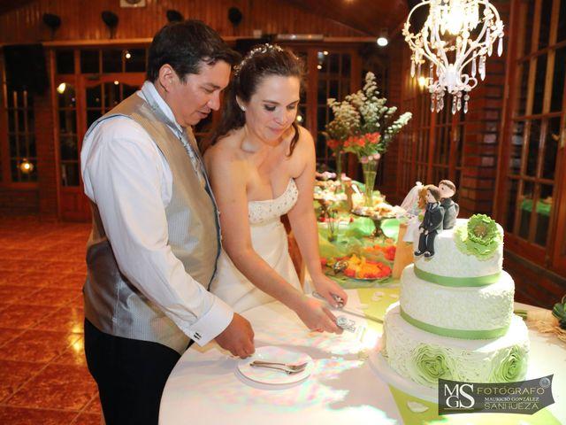 El matrimonio de Gonzalo y Sybil en Rancagua, Cachapoal 51