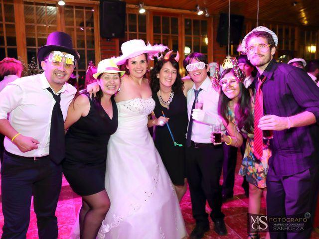 El matrimonio de Gonzalo y Sybil en Rancagua, Cachapoal 53