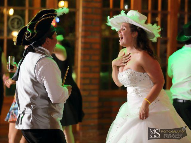 El matrimonio de Gonzalo y Sybil en Rancagua, Cachapoal 55
