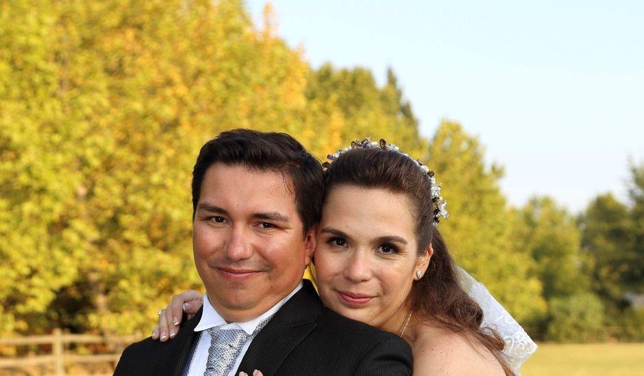 El matrimonio de Gonzalo y Sybil en Rancagua, Cachapoal
