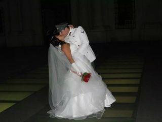 El matrimonio de Camilo y Francesca 1