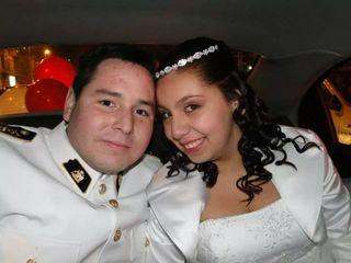 El matrimonio de Camilo y Francesca