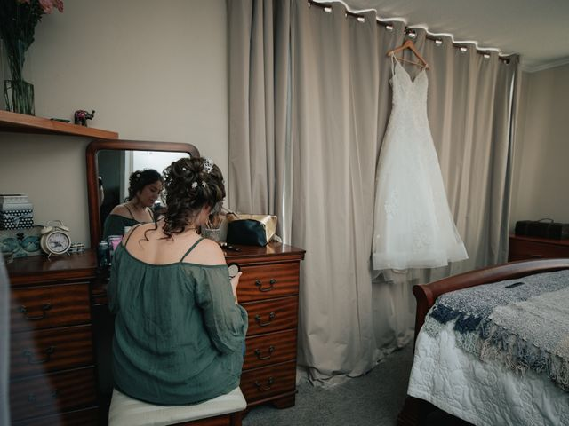 El matrimonio de Gerardo y Claudia en Santiago, Santiago 6
