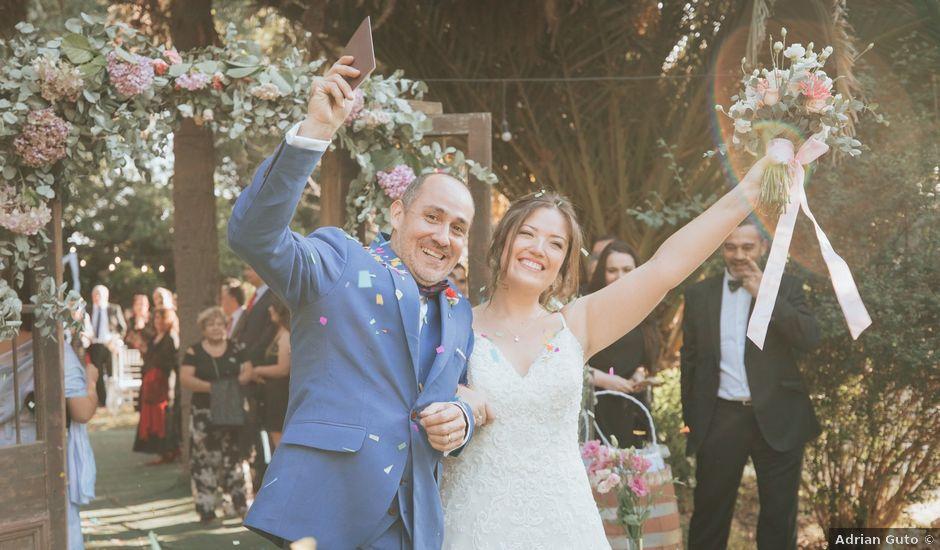 El matrimonio de Gerardo y Claudia en Santiago, Santiago