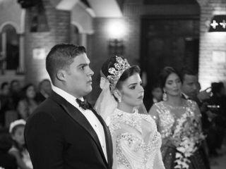 El matrimonio de Marian y Luigi