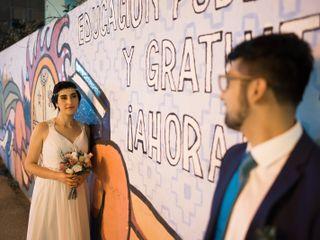 El matrimonio de Rossana y Victor