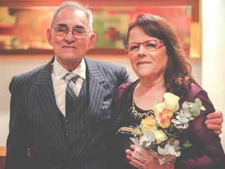 El matrimonio de Marlen y Elias
